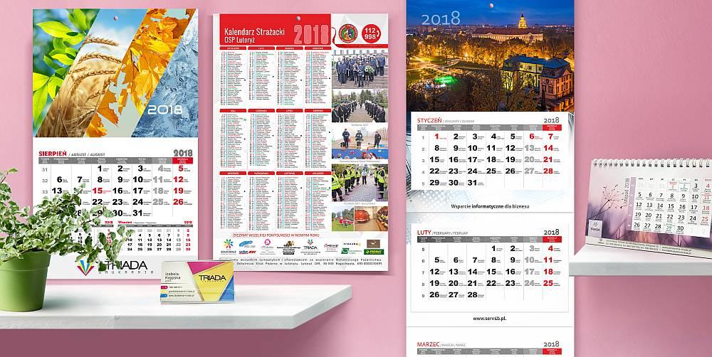 Jakie cechy mają nowoczesne kalendarze?