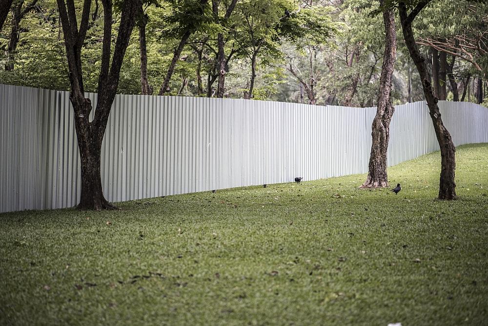 Alternatywa dla ogrodzenia drewnianego