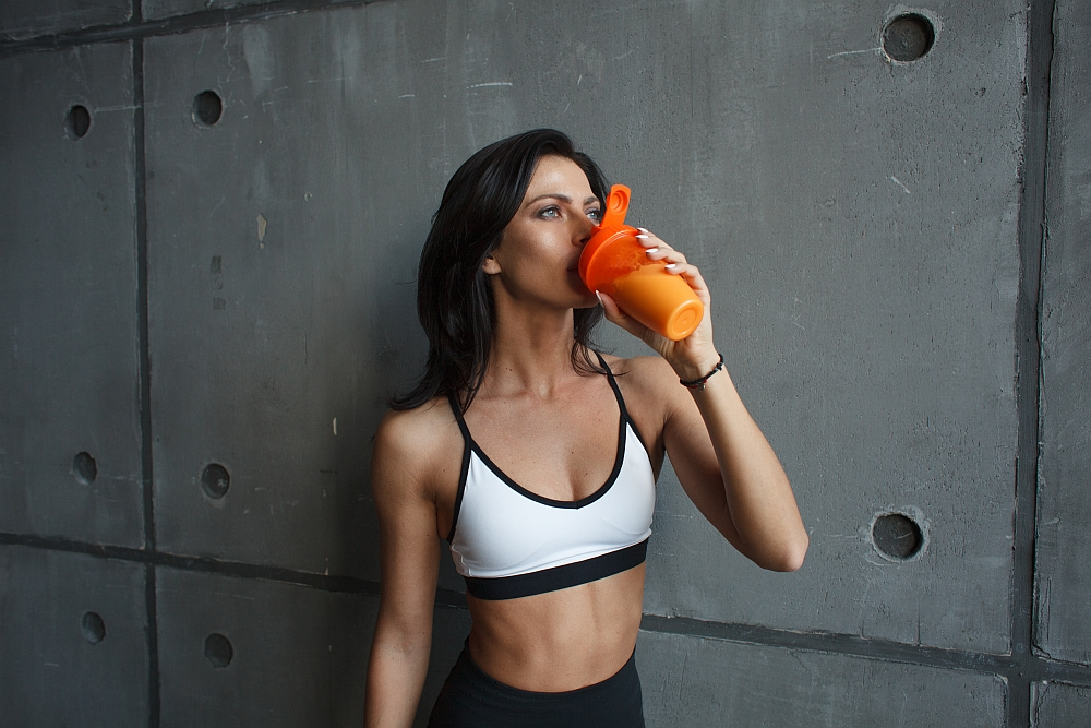 Odżywki białkowe- czy warto?